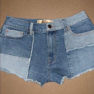 multi Jeans shorts